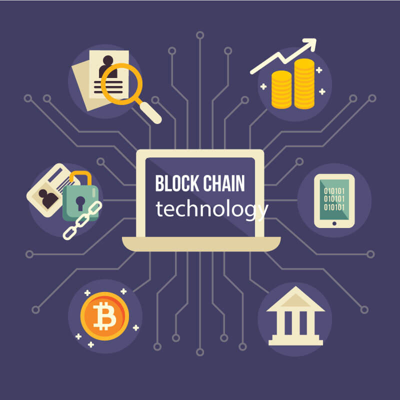 blockchain technology in web development
