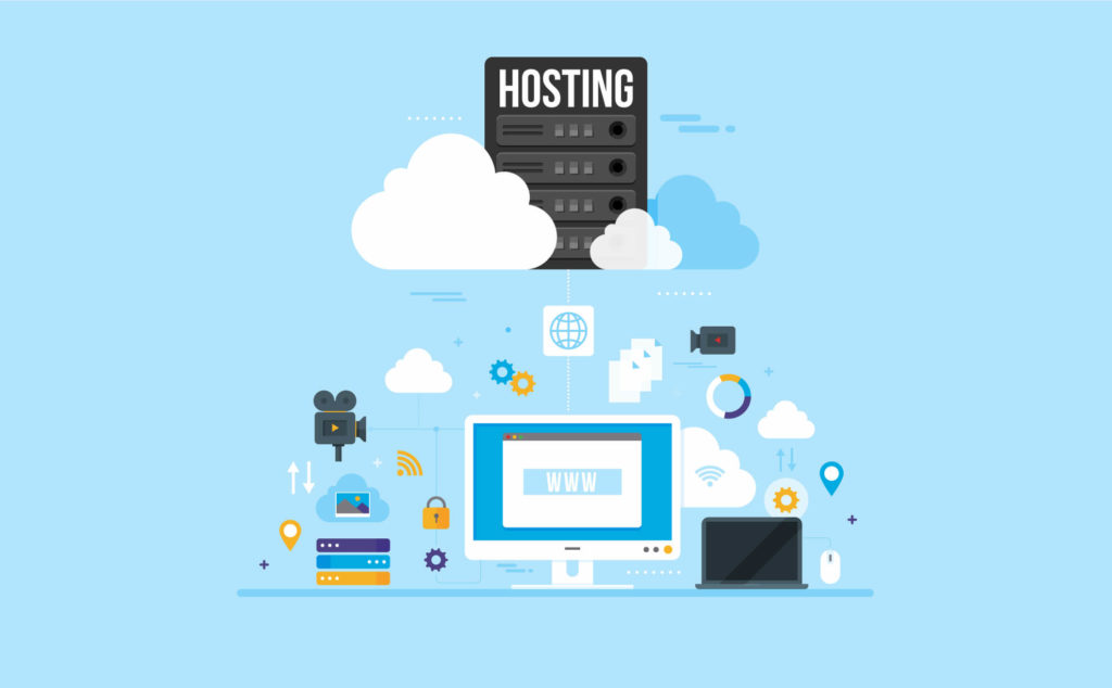 website-server