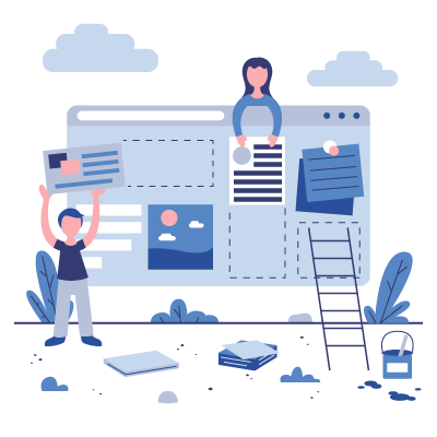 custom website development company