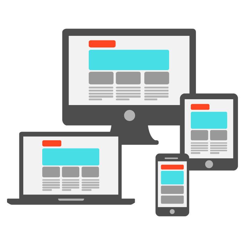 responsive wordpress website development