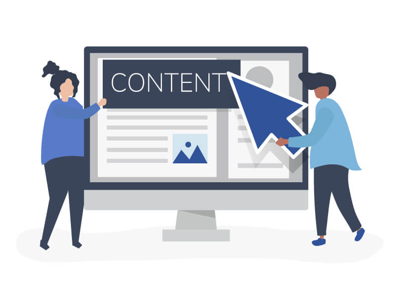 easy content generation in wordpress