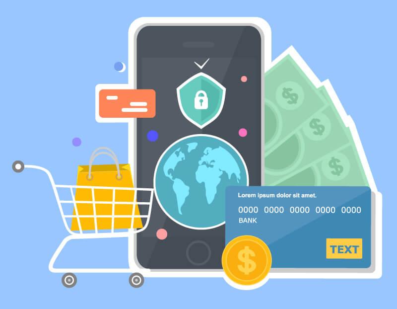 features of ecommerce website development
