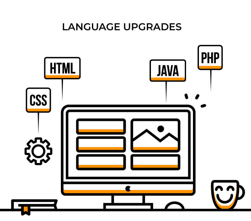 programming language upgrades
