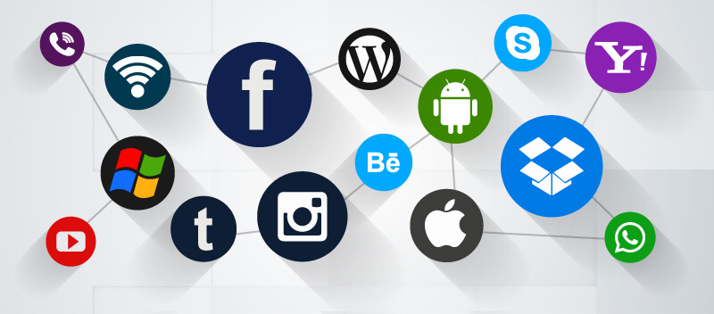 social media integration in wordpress